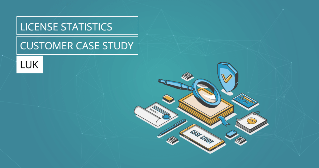 License Statistics Case Study - LuK